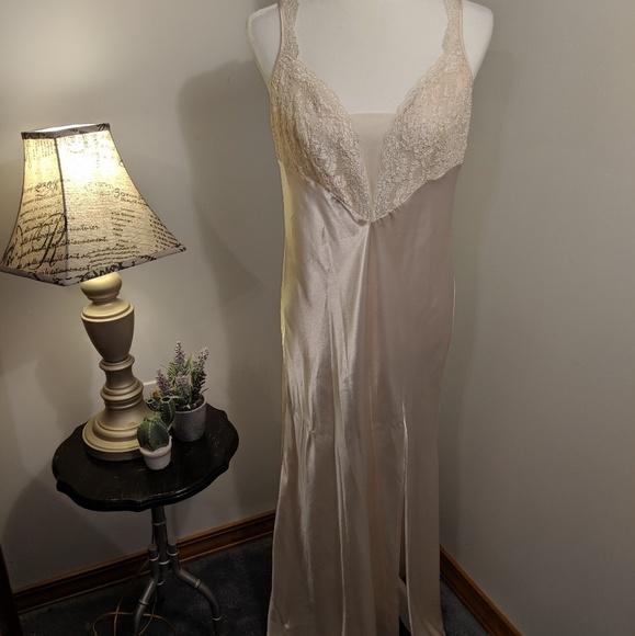 Victoria's Secret Other - Victoria's Secret Vintage Lacey Long Nightgown